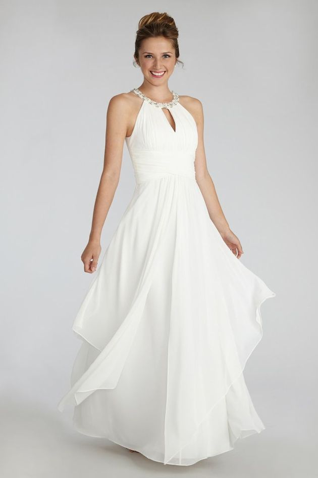 12 cheap wedding dresses for brides 05