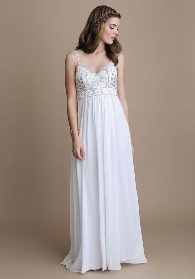 12 cheap wedding dresses for brides 11