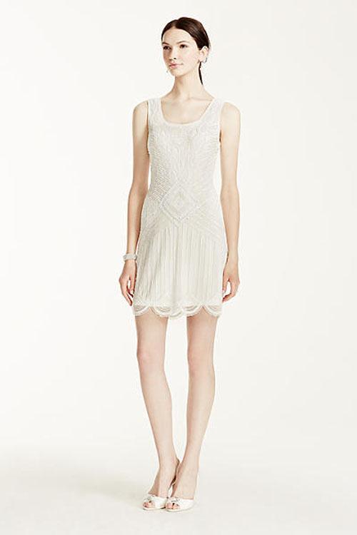 Top10 budget simple wedding dresses 01