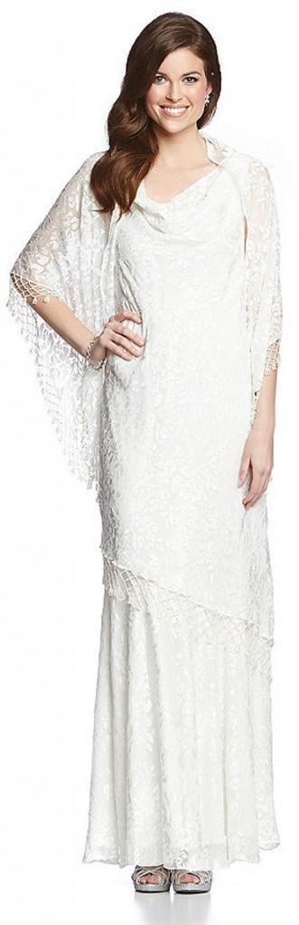 12 cheap ans simple wedding dresses 11