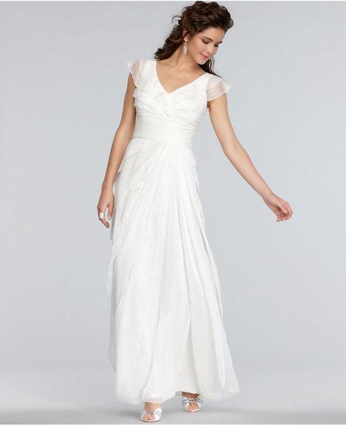 12 cheap ans simple wedding dresses 03