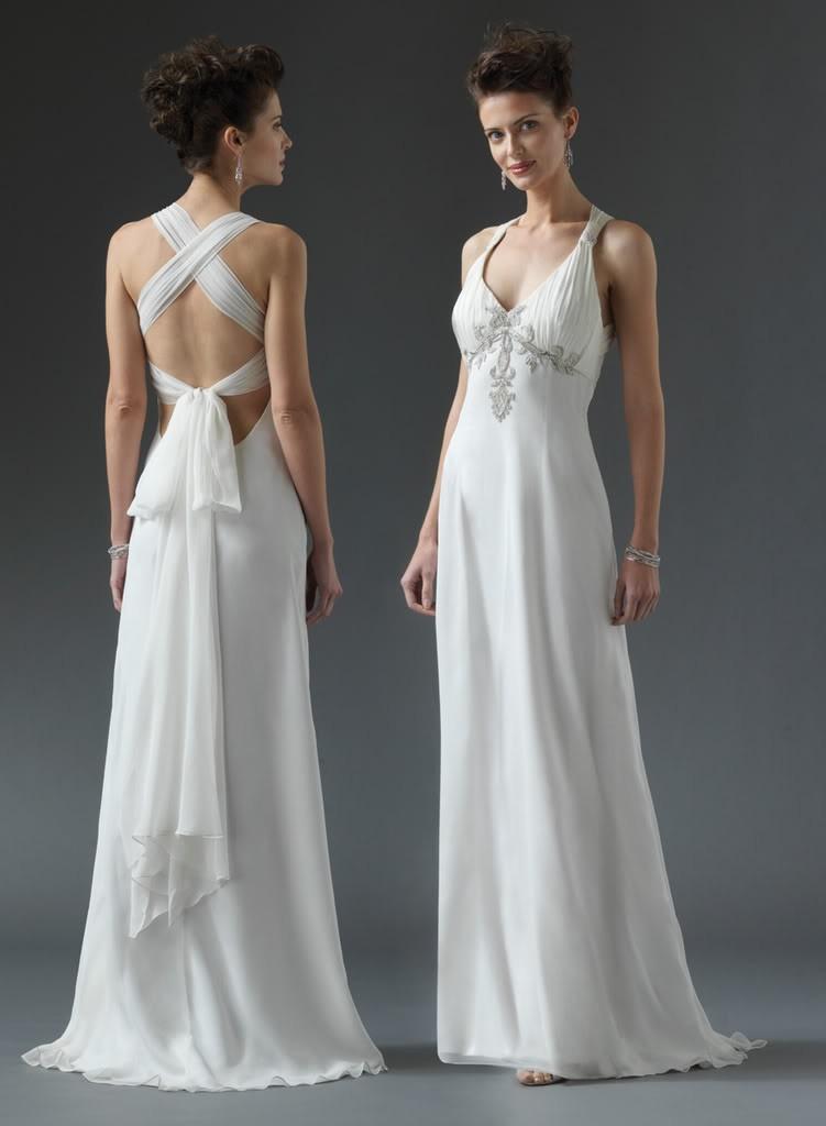 Cheap and elegant wedding dresses 05