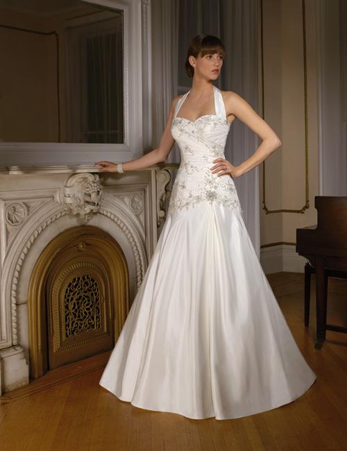 Cheap and elegant wedding dresses 07