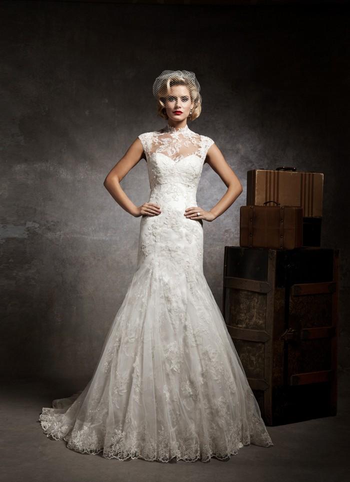 Cheap and elegant wedding dresses 10