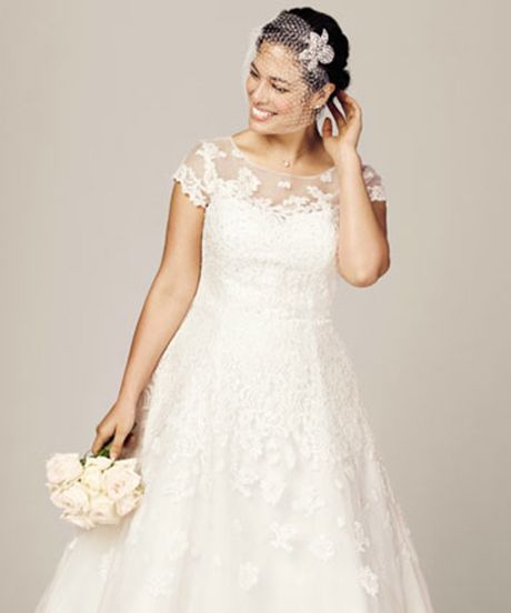 7 plus size wedding dresses bride must love 05