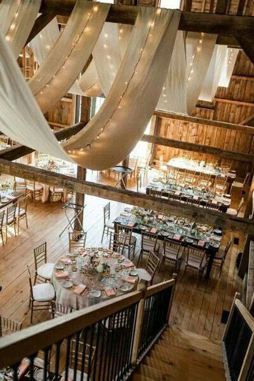 10 romantic rustic wedding ideas 07