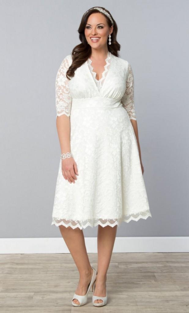 6 cheap plus size wedding dresses 02