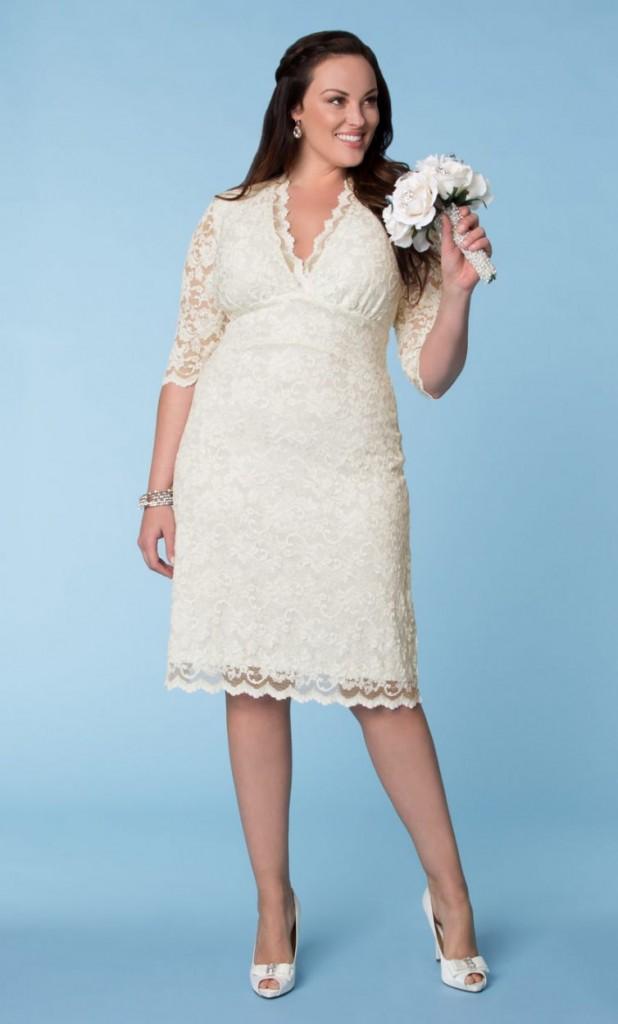 6 cheap plus size wedding dresses 05