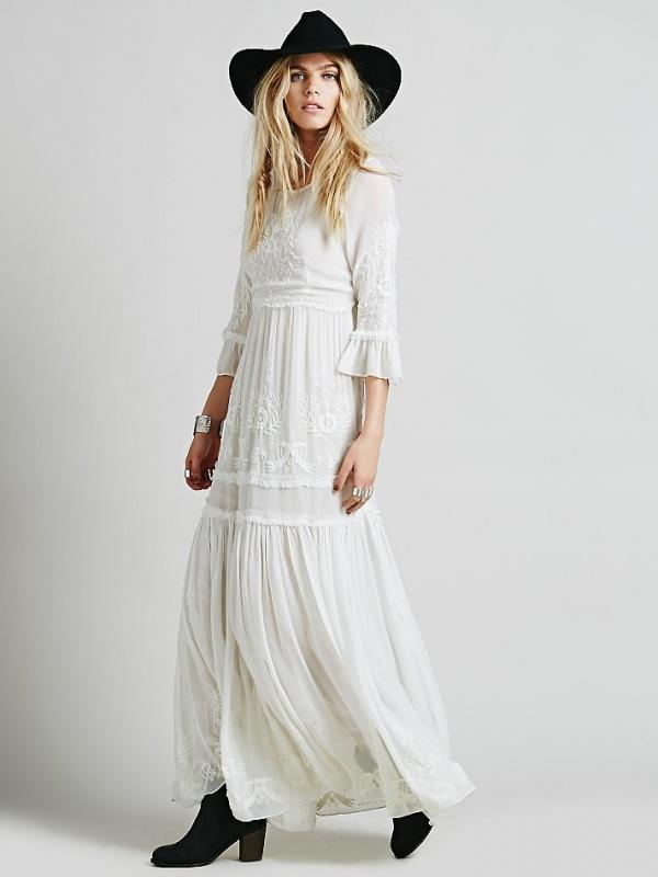 Top15 affordable wedding dresses under $500 11