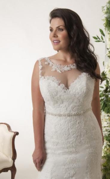 Dallas plus size wedding dresses