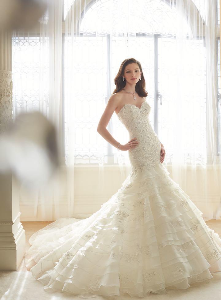 Elegant Sophia Tolli wedding dresses 13
