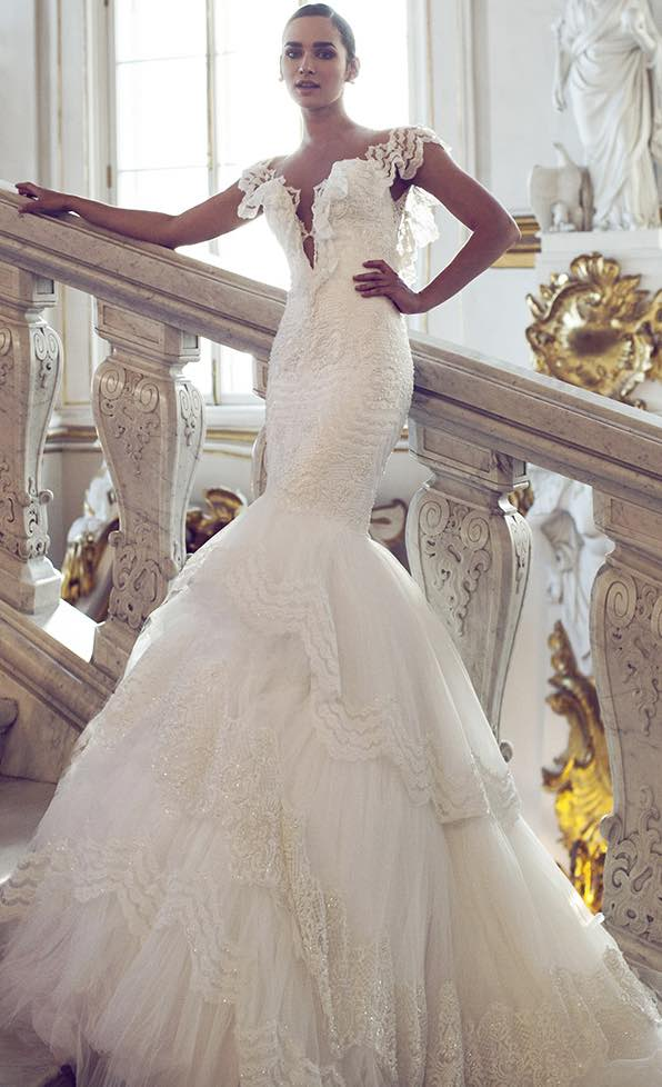 10 striking romantic wedding dresses 02