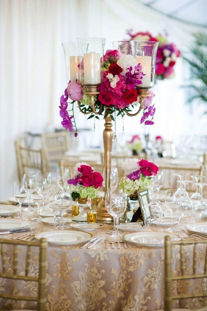 Romantic Pennsylvania wedding with bright color 07