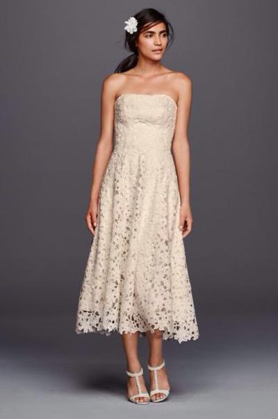 10 affordable wedding dresses under $500 10