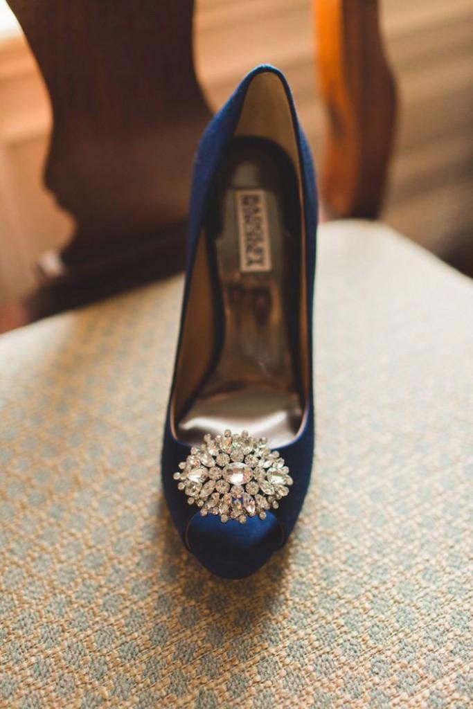 Romantic blue wedding ideas