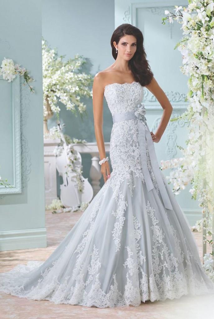 Romantic blue wedding ideas 07