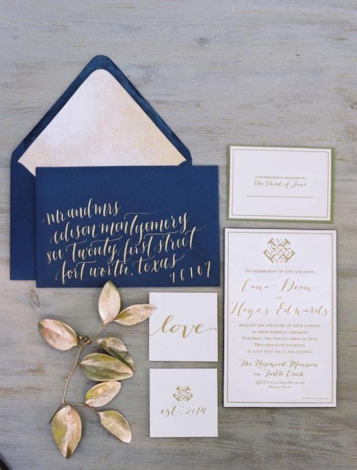 Romantic blue wedding ideas 06