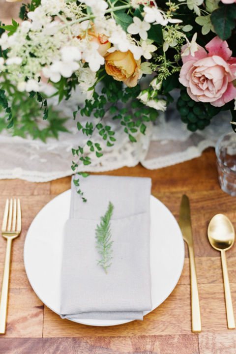 How to make a romantic rural wedding 02
