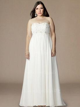 10 stunning plus size wedding dresses 02
