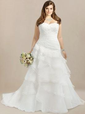 10 stunning plus size wedding dresses 08