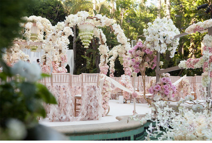 How to make a romantic wedding 02