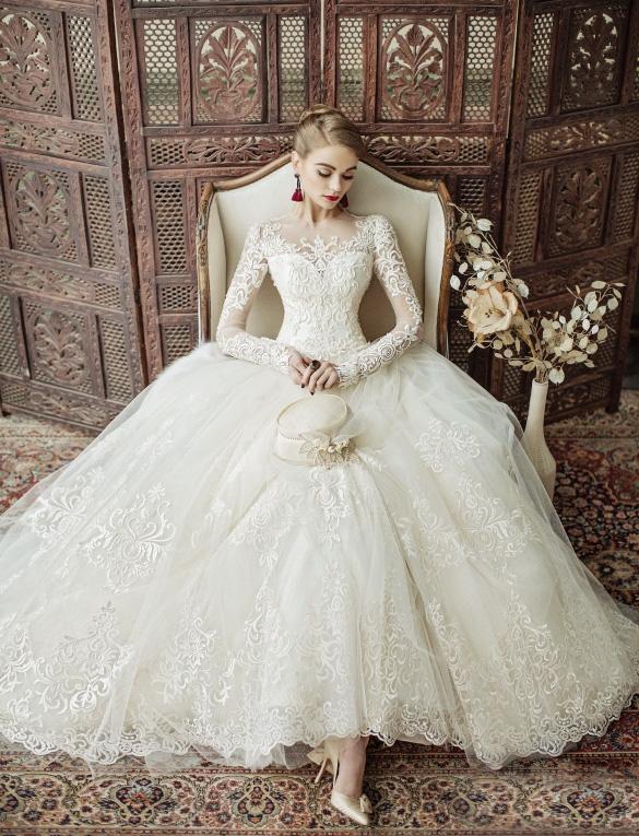 10 vintage wedding dresses