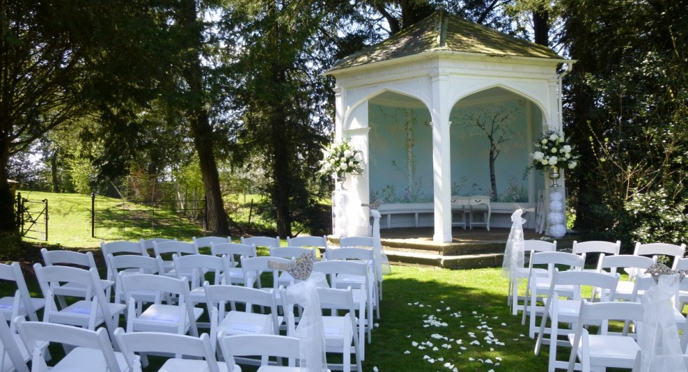Wedding place to stay-Wasing Park