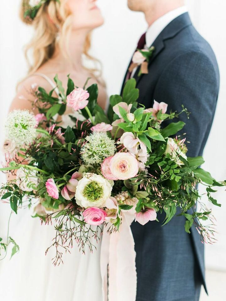 Spring wedding ideas which is chic 06