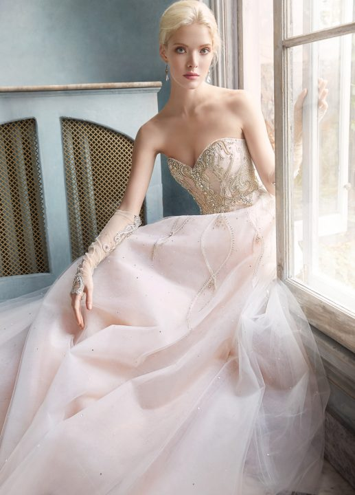 Alvina Valenta 2016 spring wedding dresses 08