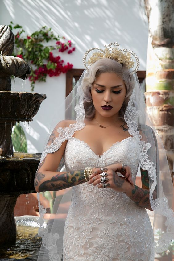 10 beautiful plus size wedding dresses 06