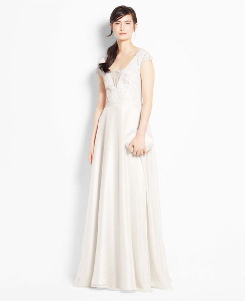 Cheap wedding dresses just cost less than $500 11