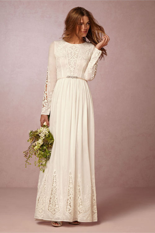 Cheap wedding dresses just cost less than $500 12