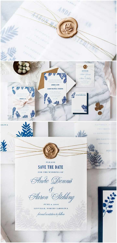 prettiest wedding invitations ideas 03