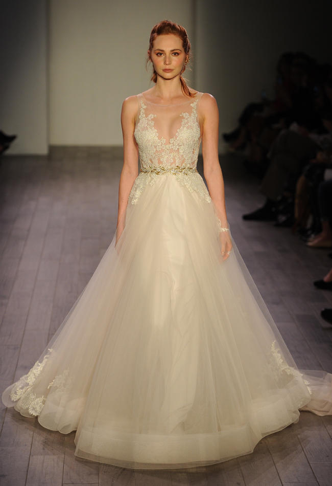Lazaro Spring 2016 Wedding Dresses