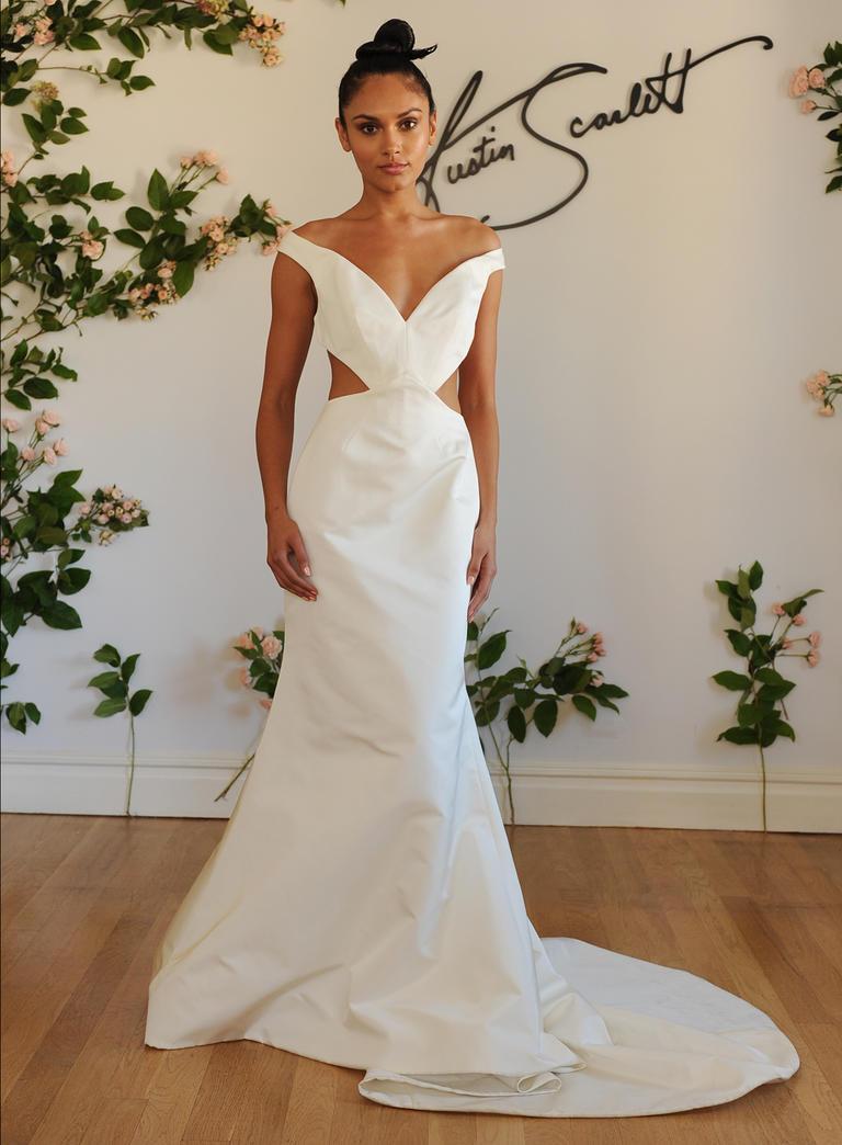 Bridal Fashion Week Austin Scarlett Fall 20 Collection   Plus ...