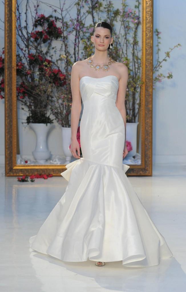 Bridal fashion Week-retro wedding dresses