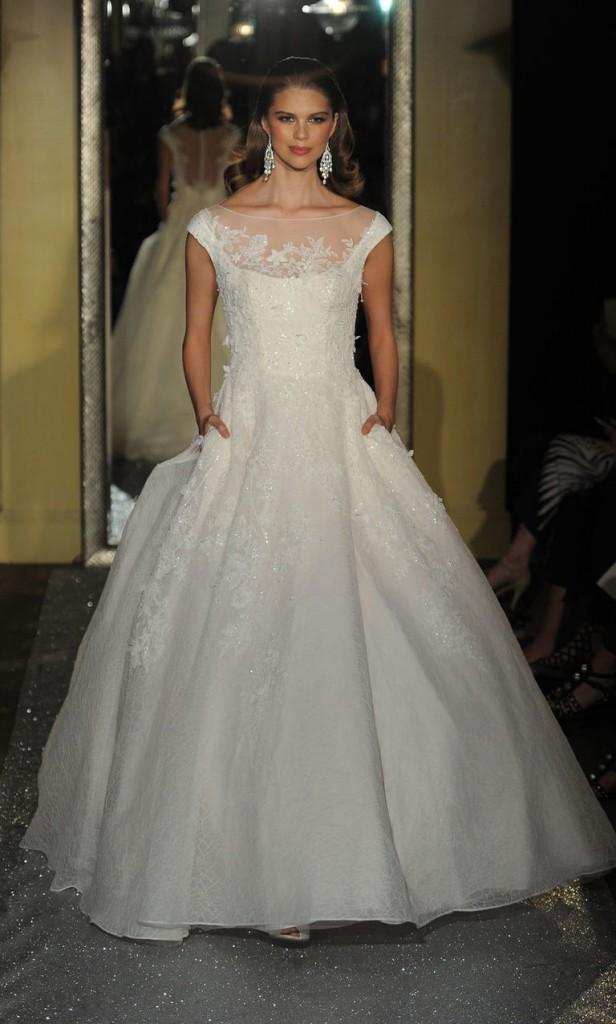 Bridal fashion Week-retro wedding dresses 06