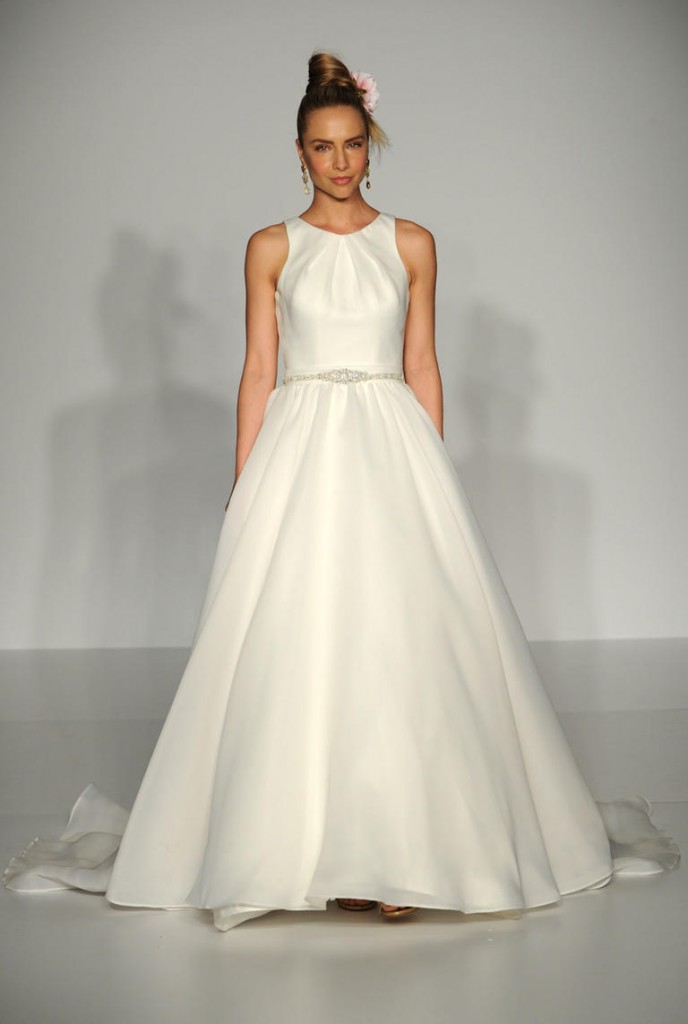 Bridal fashion Week-retro wedding dresses 02