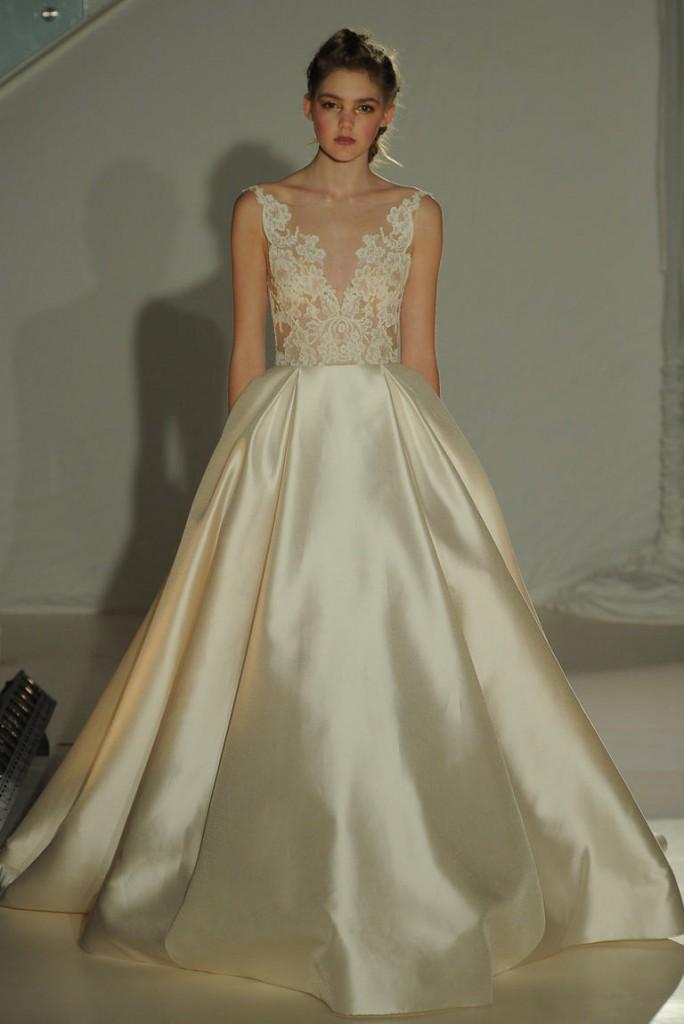 Bridal fashion Week-retro wedding dresses 10