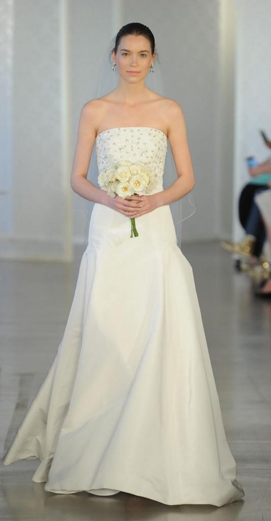 Bridal fashion Week-retro wedding dresses 11