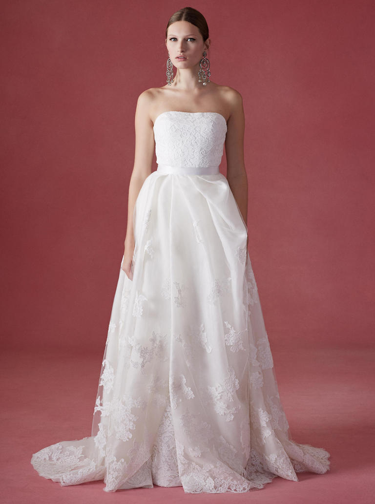 Oscar De La A Wedding Dresses Fall 2016 05