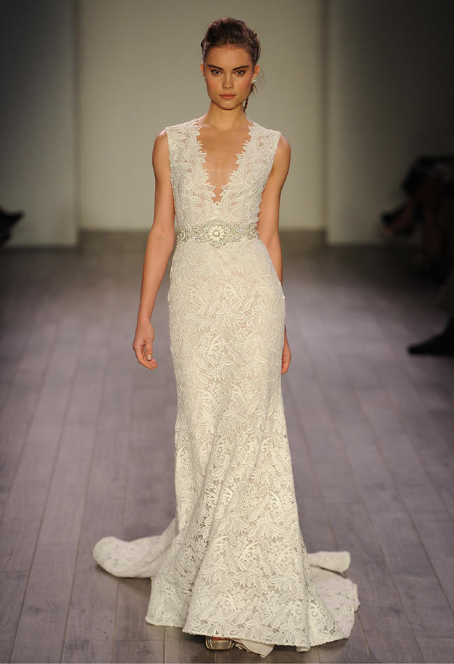 Lazaro Spring 2016 Wedding Dresses 12