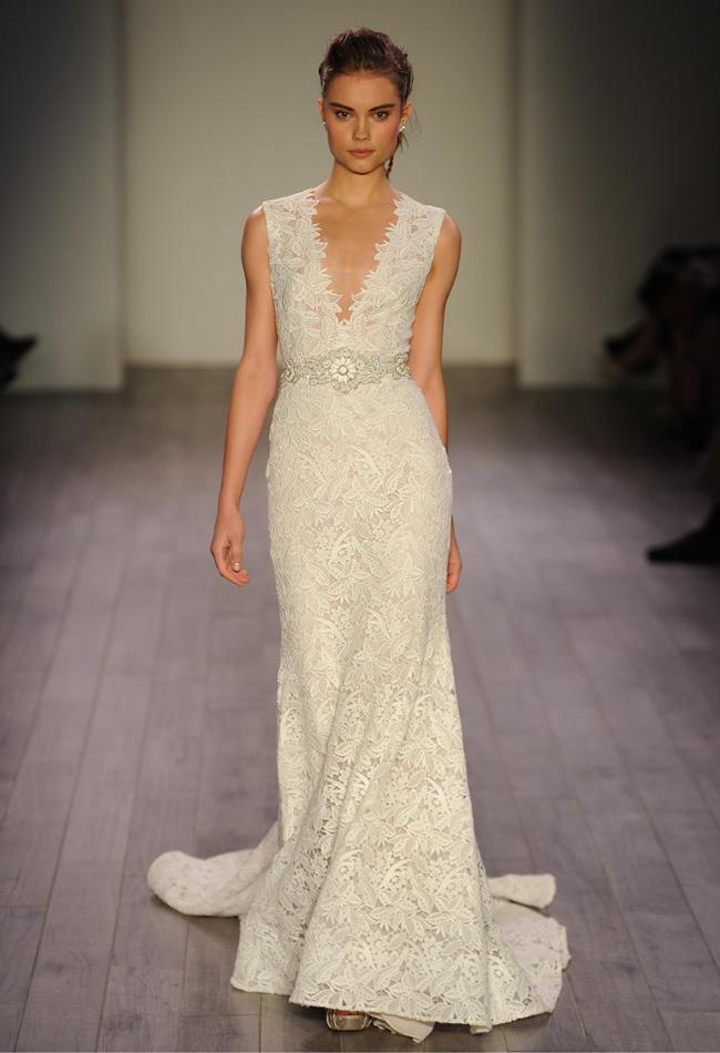 Lazaro Spring 2016 Wedding Dresses 12