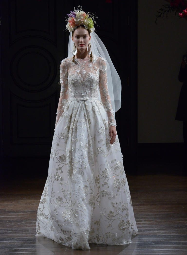 2016 Fall Naeem Khan wedding dresses 12
