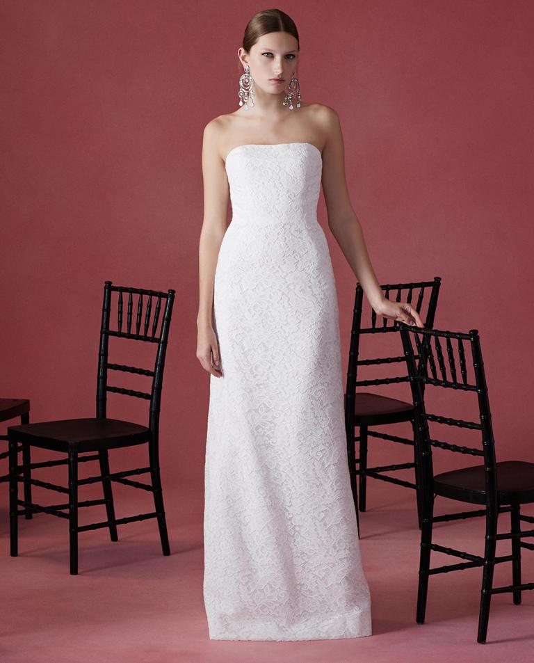 Oscar de la Renta wedding dresses fall 2016 03