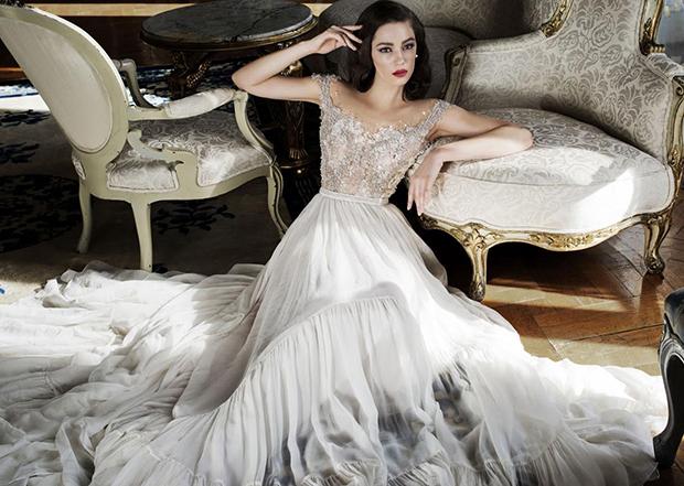 Elihav Sasson 2016 Bridal Collection 08