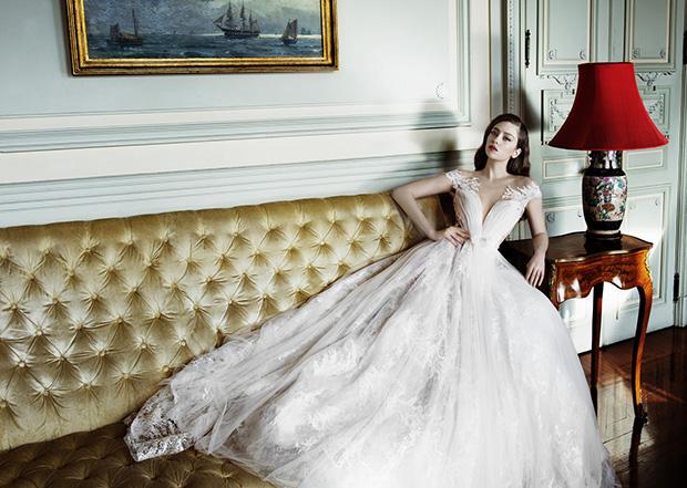 Elihav Sasson 2016 Bridal Collection 09