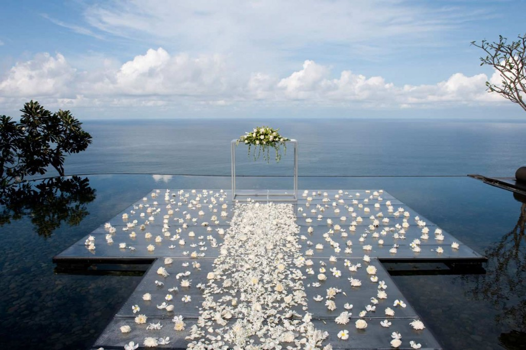 5 wedding ceremony that can make the bride feel romantic  02