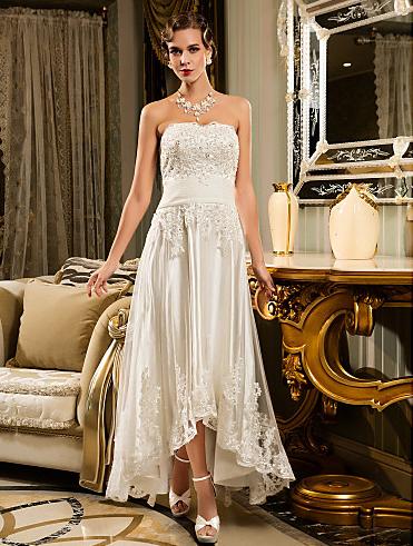 Top10 cheap wedding dresses under $100 09