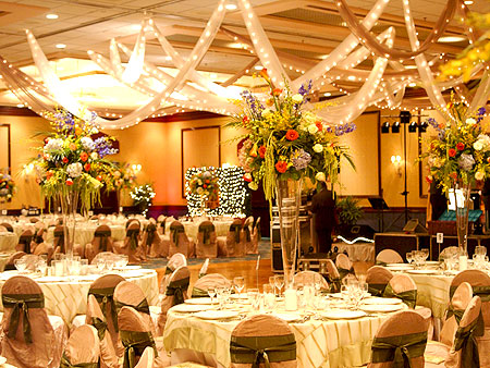 5 ways to decorate the wedding 02